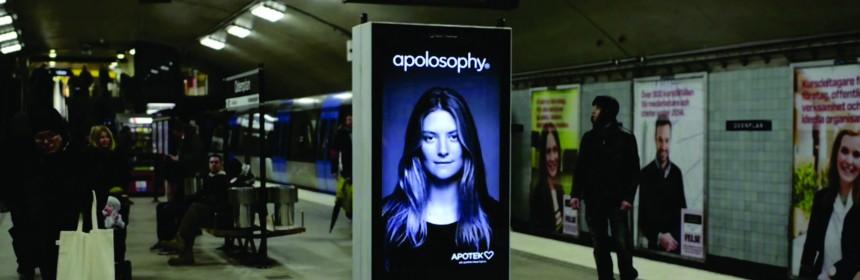 Anuncio Shampoo Suécia Apotek