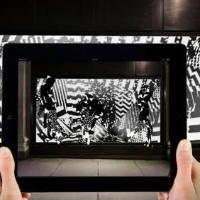 Interactive window by Igloo