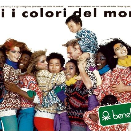 Campanha da Benetton, 1984