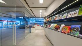 Recepção e Biblioteca FIESP