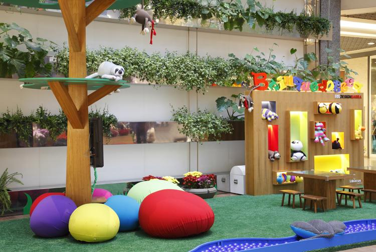 Arquitetura Comercial - Mostra | Brinquedoteca Rio Design Barra